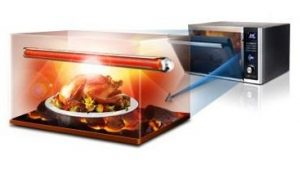 grill forno a microonde