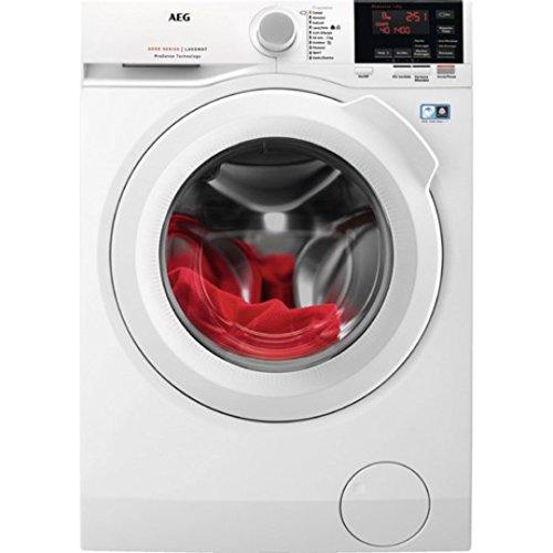 Lavatrice aeg l6fbg841 citt - Modelli lavatrici ...