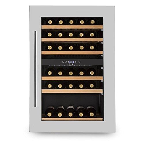 Cantinetta Vino Frigo Klarstein Vinsider 35D per 41 bottiglie ...